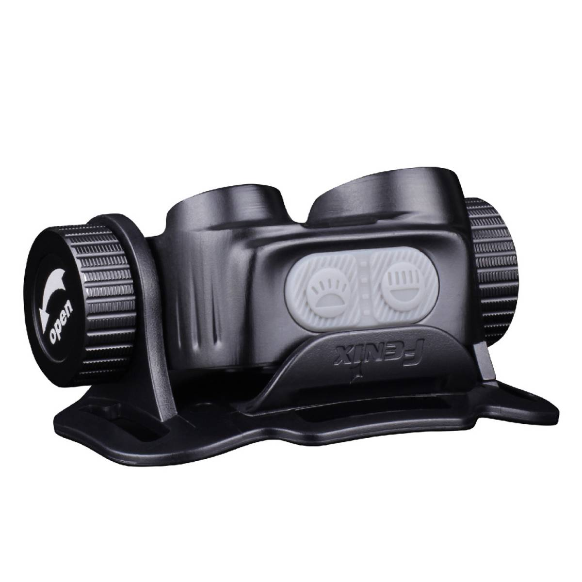 Fenix hodelykt HM65R + E-LITE minilykt